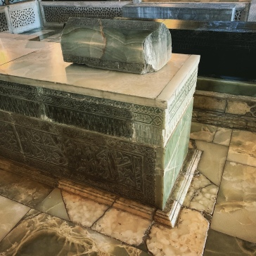 The green jade of Timur's tomb