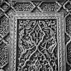 Mausoleum detail