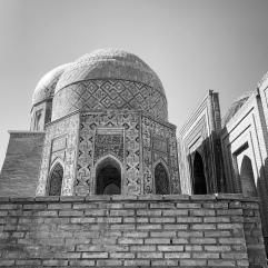 The Octagonal Mausoleum (14th c.)