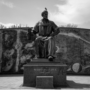 Statue of Ulugh Beg