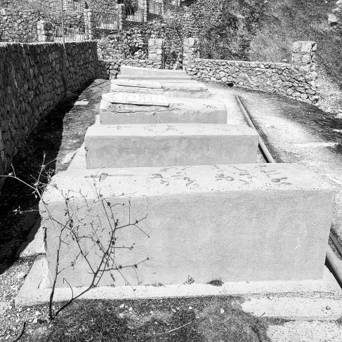 Graves of 7 martyrs